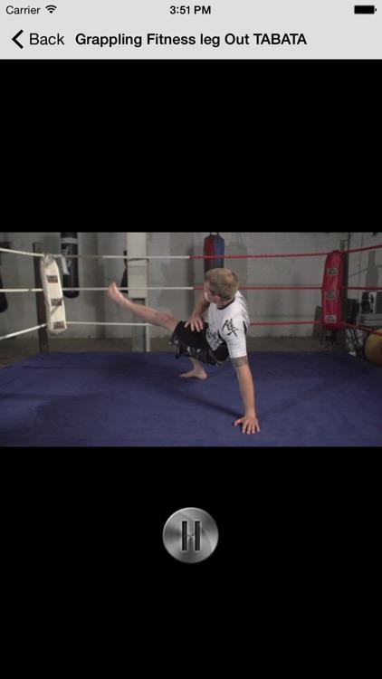 Grappling Fitness-Bjj and Judo, Jiujitsu screenshot-3