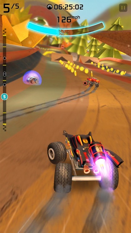 Rocket Cars screenshot-1