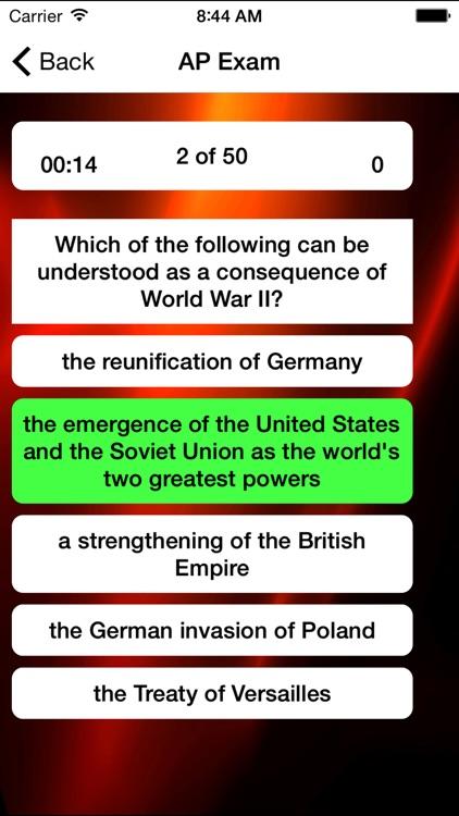 AP European History Buddy screenshot-3