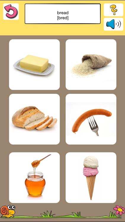 Anglická slovíčka s obrázky