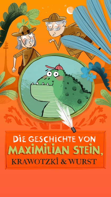 Readio Book: Maximilian Stein