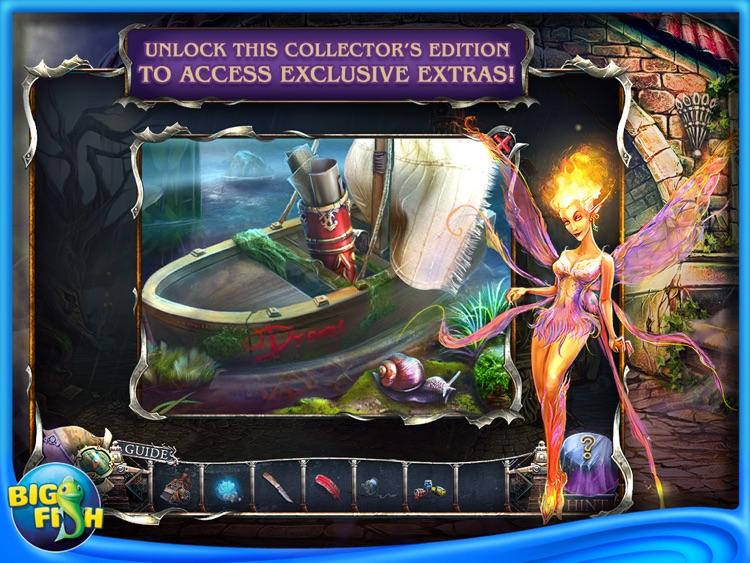 Bridge to Another World: Burnt Dreams HD - Hidden Objects, Adventure & Mystery screenshot-3