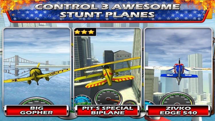 Stunt Plane Parking Master