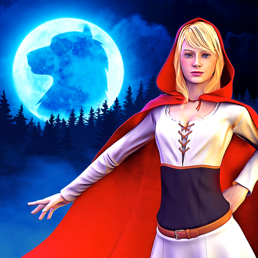 Red Riding Hood - Star-Crossed Lovers - A Hidden Object Adventure