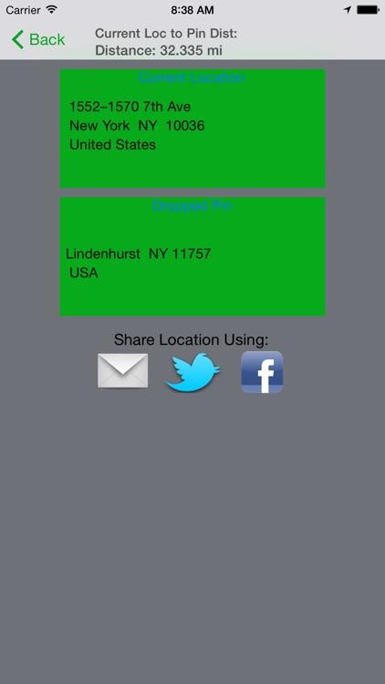 Location Aware screenshot-3