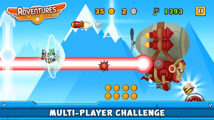 Adventures in the Air - Eagle Attack screenshot-4