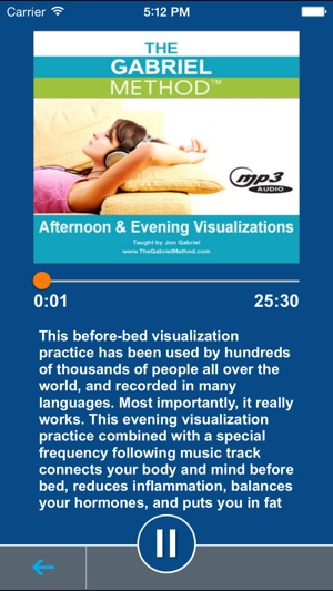 The Gabriel Method - Visualization App on the App Store