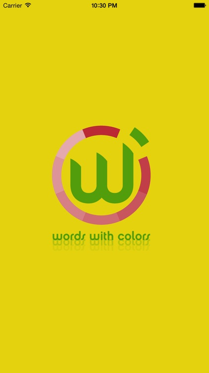 Words With Colors screenshot-3