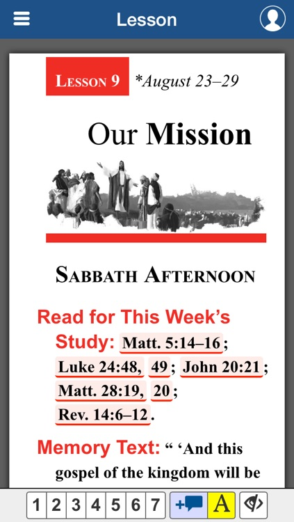 Sabbath School 4 screenshot-1