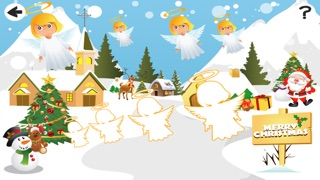 Baby & Kids Learn To Sort the Christmas Animals By Size: Educational Game-s Screenshot on iOS