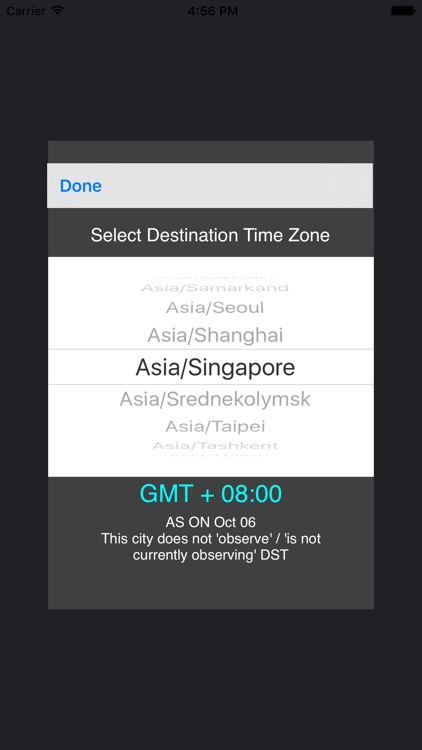 Local Time Converter screenshot-2
