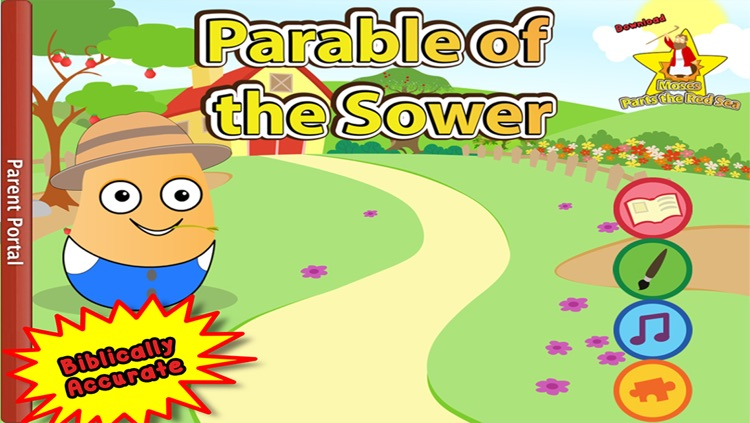 4 Soils: The Parable of the Sower