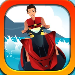 Jet Ski Crazy Racer - An Addictive  Boat Racing Game for Kids, Boys & Girls
