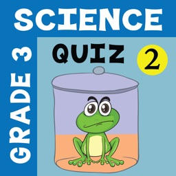 3rd Grade Science Quiz # 2 for home school and classroom