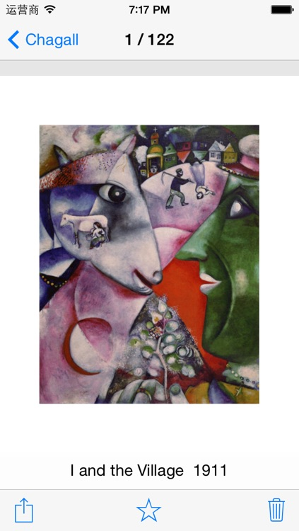 Chagall 122 Paintings  HD 150M+ Ad-free