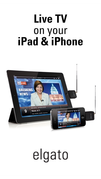 EyeTV Mobile - Watch Live TV
