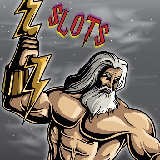 'Aaah Aaron Ancient Slots Machine - The epic of Gods Free iOS App
