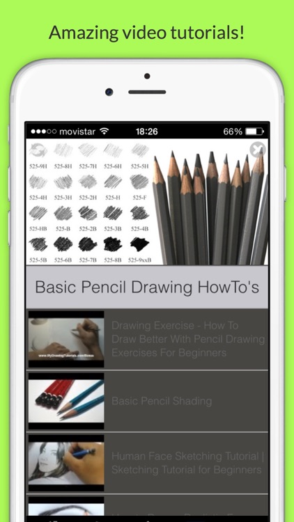 Pencil Drawing Beginner's Guide Free