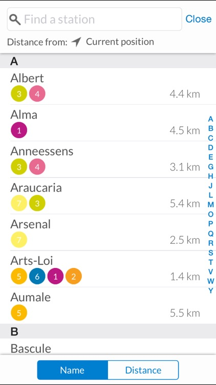 Metro Mapp Lite screenshot-4