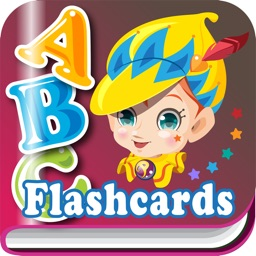 Pinocchio's ABC flashcards