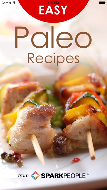 Easy Paleo Recipes from SparkPeople