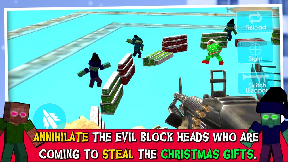 Christmas Battle : Defend The Xmas Gifts hack tool