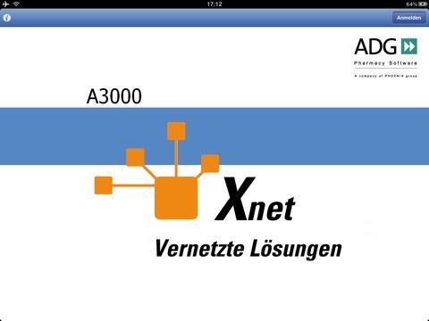 Screenshot of ADG Xnet A3000