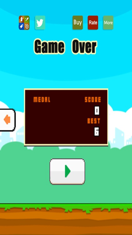 Flappy 3 Players Colorful screenshot-4