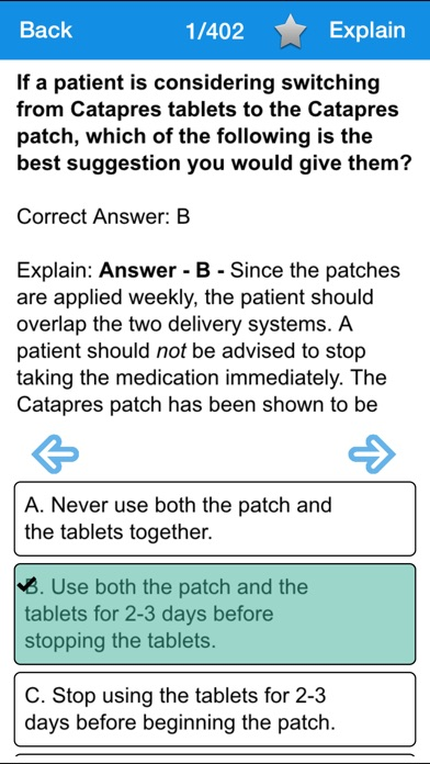 Screenshot #2 pour NAPLEX Test Prep