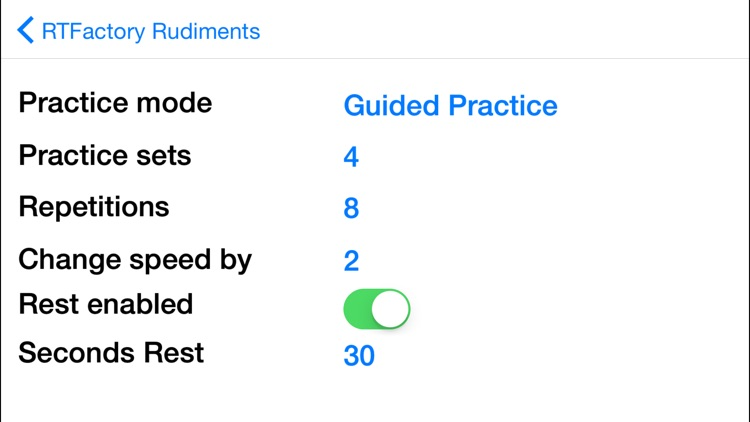 RTFactory Rudiments screenshot-2