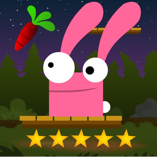 Rabbit The Climber -  Funny Climbing and Sports Game