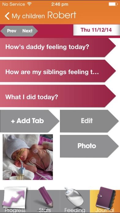 Premature Baby Journalのおすすめ画像5