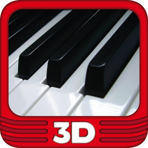 Real Piano 3D HD