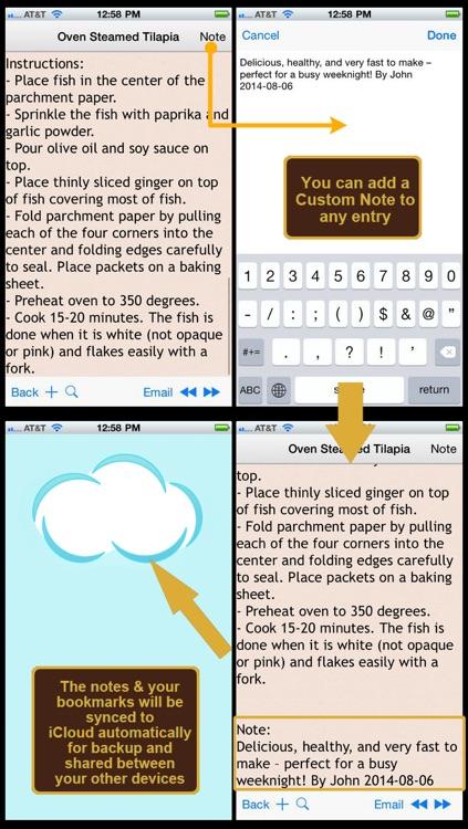 350 GERD Acid Reflux Diet Recipes screenshot-3