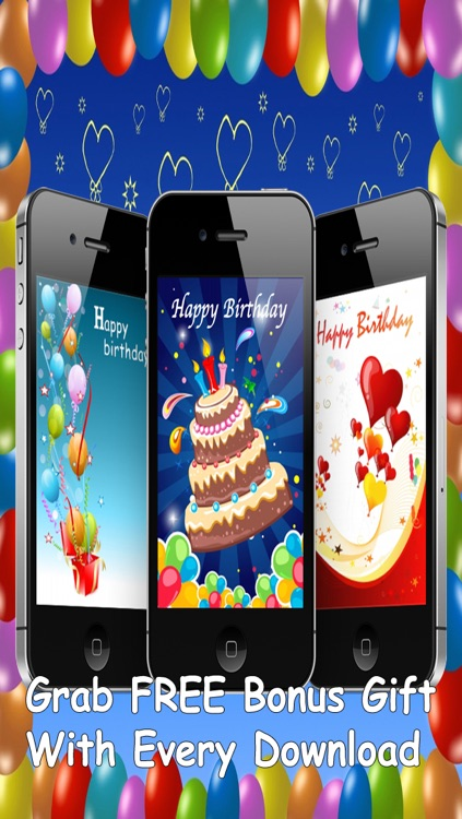 The Ultimate Happy Birthday Cards (Pro Version). Custom and Send Birthday Greetings eCard with emoji, text,voice messages and photo editor