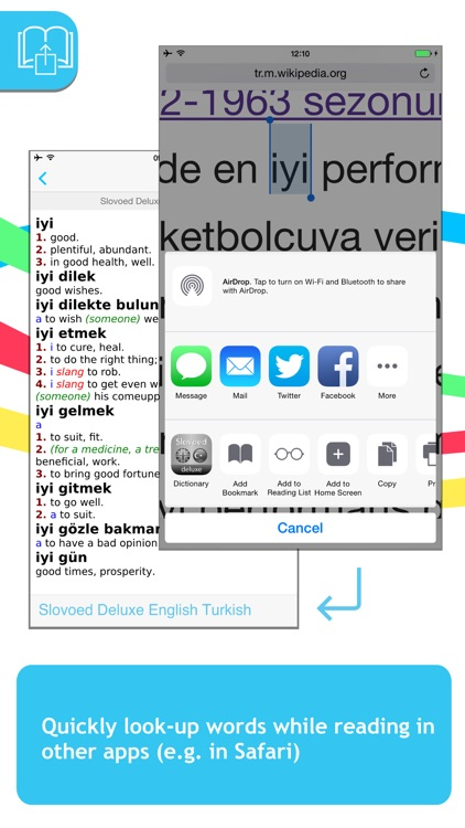 Turkish <-> English Slovoed Deluxe talking dictionary