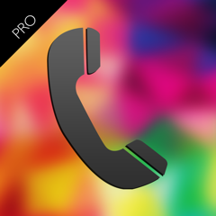 Colored Phonebook (Your numeric keypad and your favorite contacts)