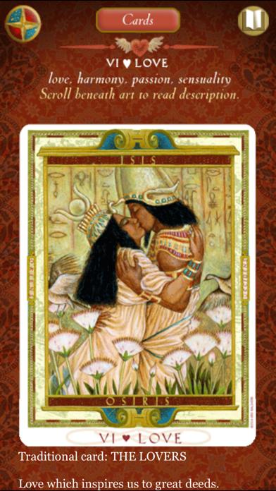 Love Tarot - Full versionのおすすめ画像2
