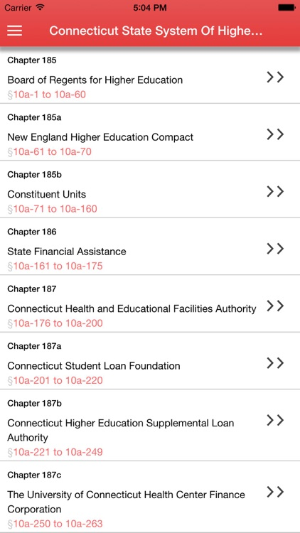 Connecticut State System Of Higher Education