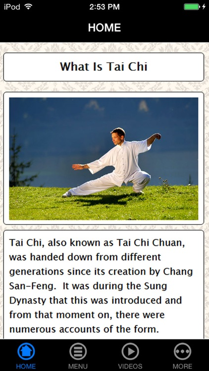 Learn Tai Chi Made Easy For Beginners