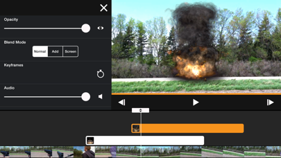 Pyro Movie FX Screenshots