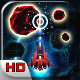 Retro Dust HD - Classic Arcade Asteroids Vs Invaders