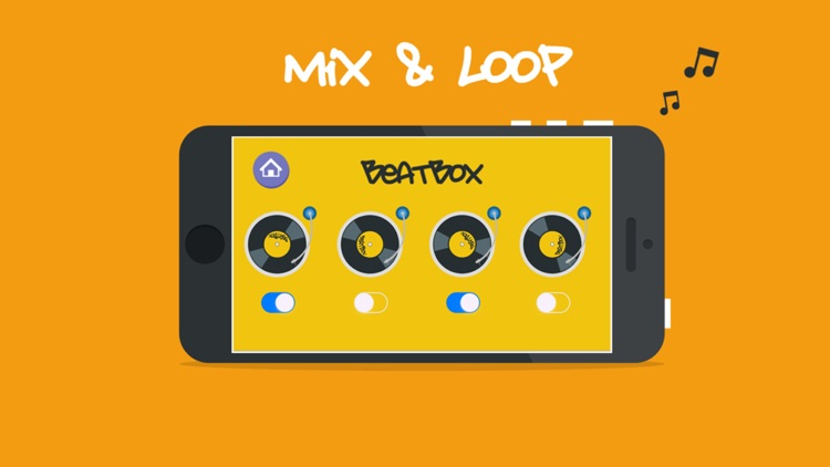 Human BeatBox • Freestyle Music Maker screenshot-3