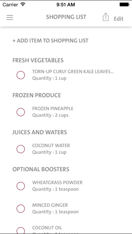 The Blender Girl Smoothies - Easy, Healthy Smoothie Recipes screenshot-4
