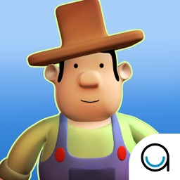 Farmer In The Dell: 3D Interactive Story Book For Children in Preschool to Kindergarten HD