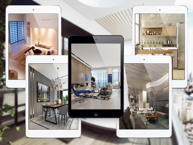 Apartment - Interior Design Ideas for iPad screenshot-3