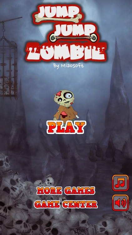 Jump Jump Zombie screenshot-1