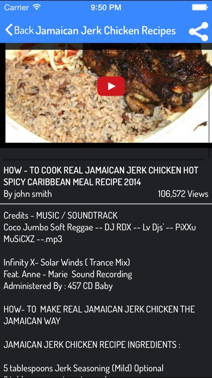 Jamaican Food Recipes - Jamaican Cuisine