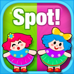 Toy Stories Adventure: Spot Difference Game