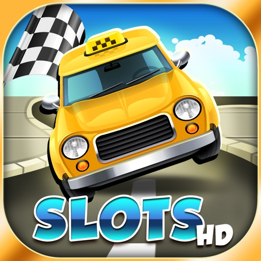 Angry Taxi Slots - New York City Dash Casino Slot Machine Game HD icon